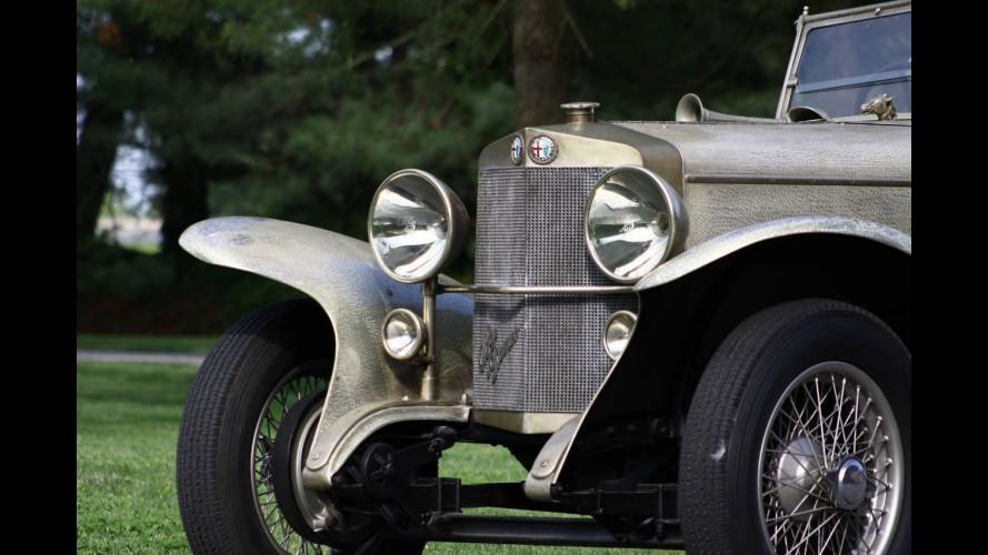 """Un """"Disco Volante"""" per il Centenario Alfa Romeo"""
