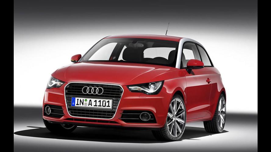 La nuova Audi A1 senza veli