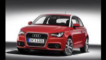 Audi A1 - le prime immagini