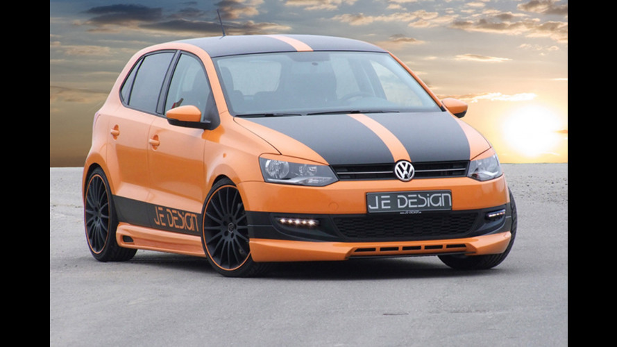 JE Design Volkswagen Polo
