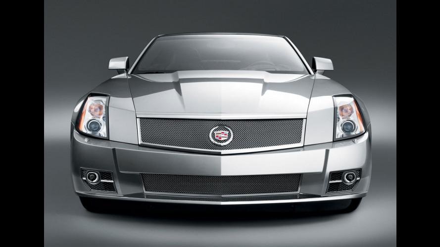 Cadillc XLR-V model year 2009