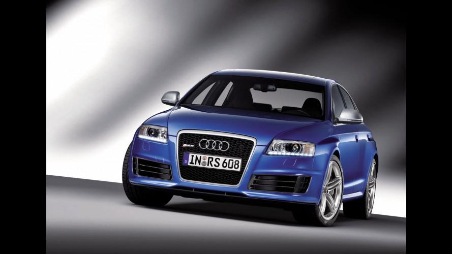 Audi RS6 berlina