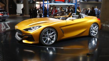 BMW Z4 Concept antecipa nova geração do roadster alemão