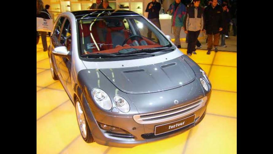Smart al Motorshow di Bologna