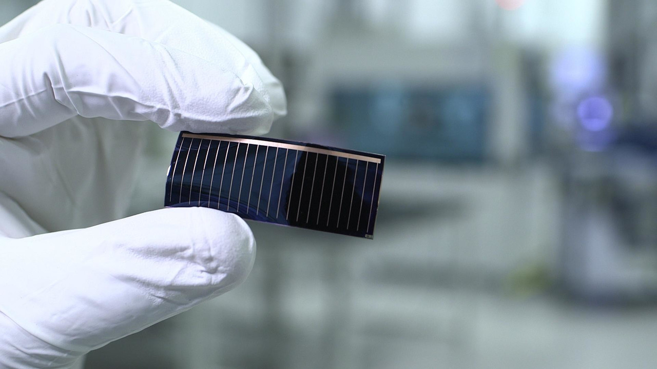 Audi Solar Cell Example