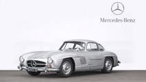 1955 Mercedes-Benz 300 SL coupé