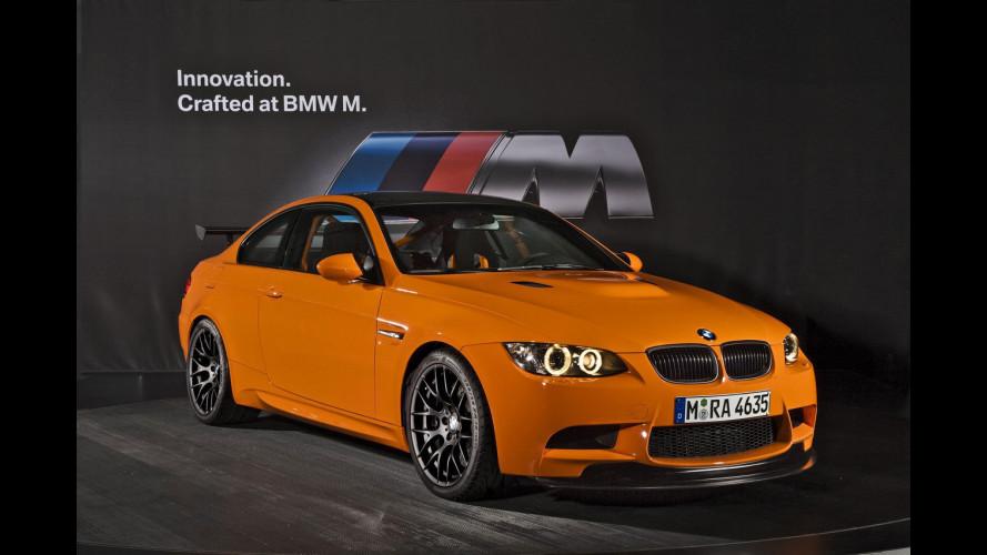 BMW M3 GTS: ritorno al DTM