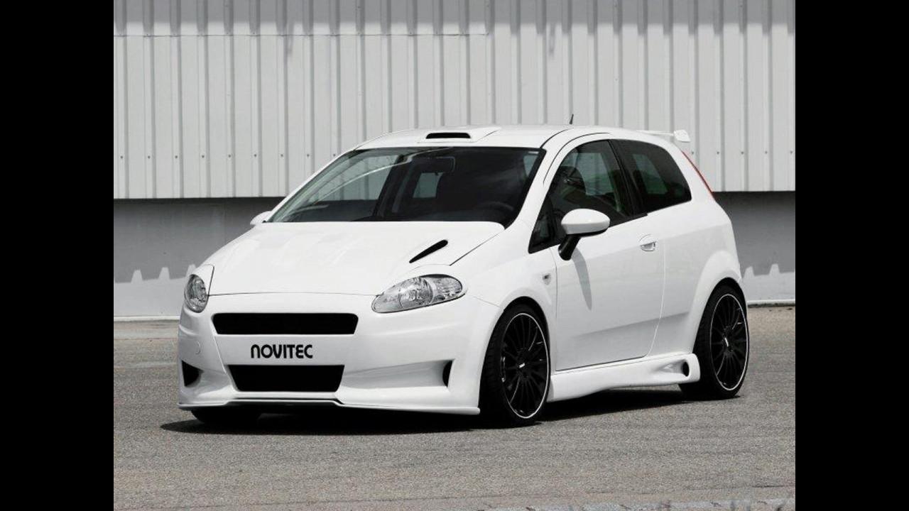 Fiat Grande Punto X One by Novitec