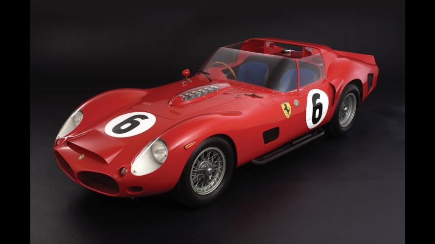 All'asta le Ferrari d'America