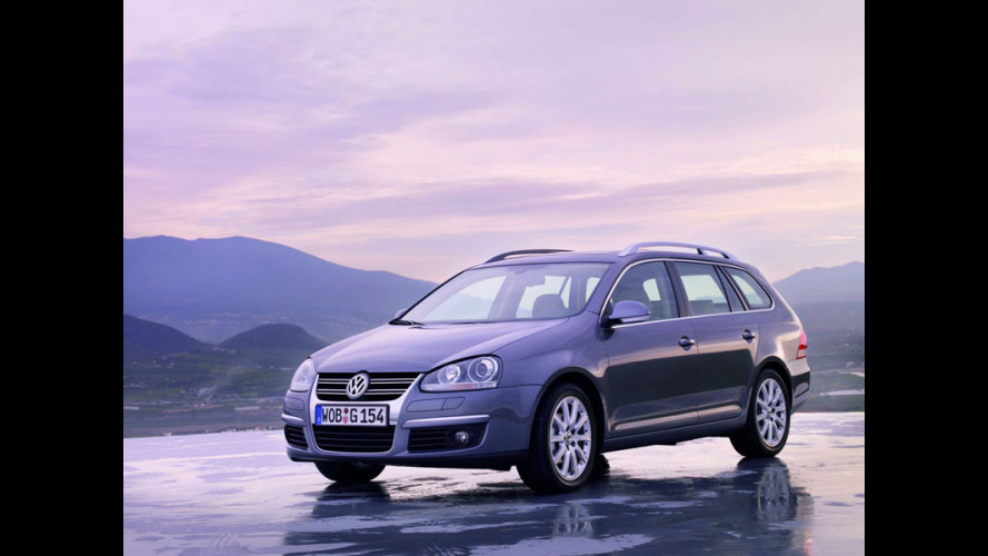 Volkswagen Golf Variant preview