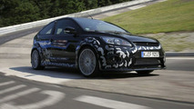 Official Focus RS prototype at Nürburgring