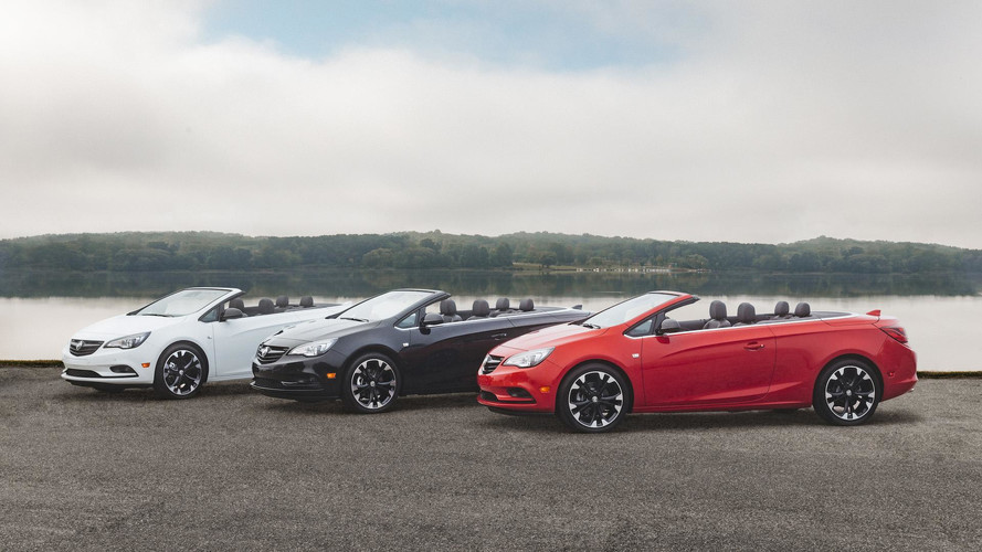 Buick Cascada Celebrates Sales Success With More Color Options
