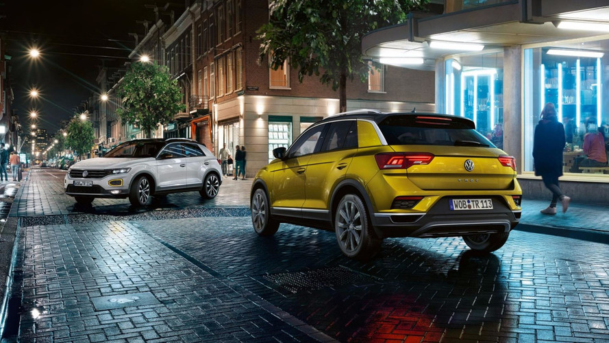 Volkswagen T-Roc - Tous les prix !