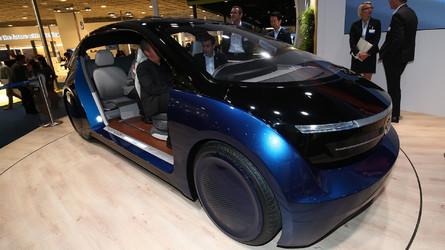 XiM18 konsepti sürücüsüz kabini sergiliyor