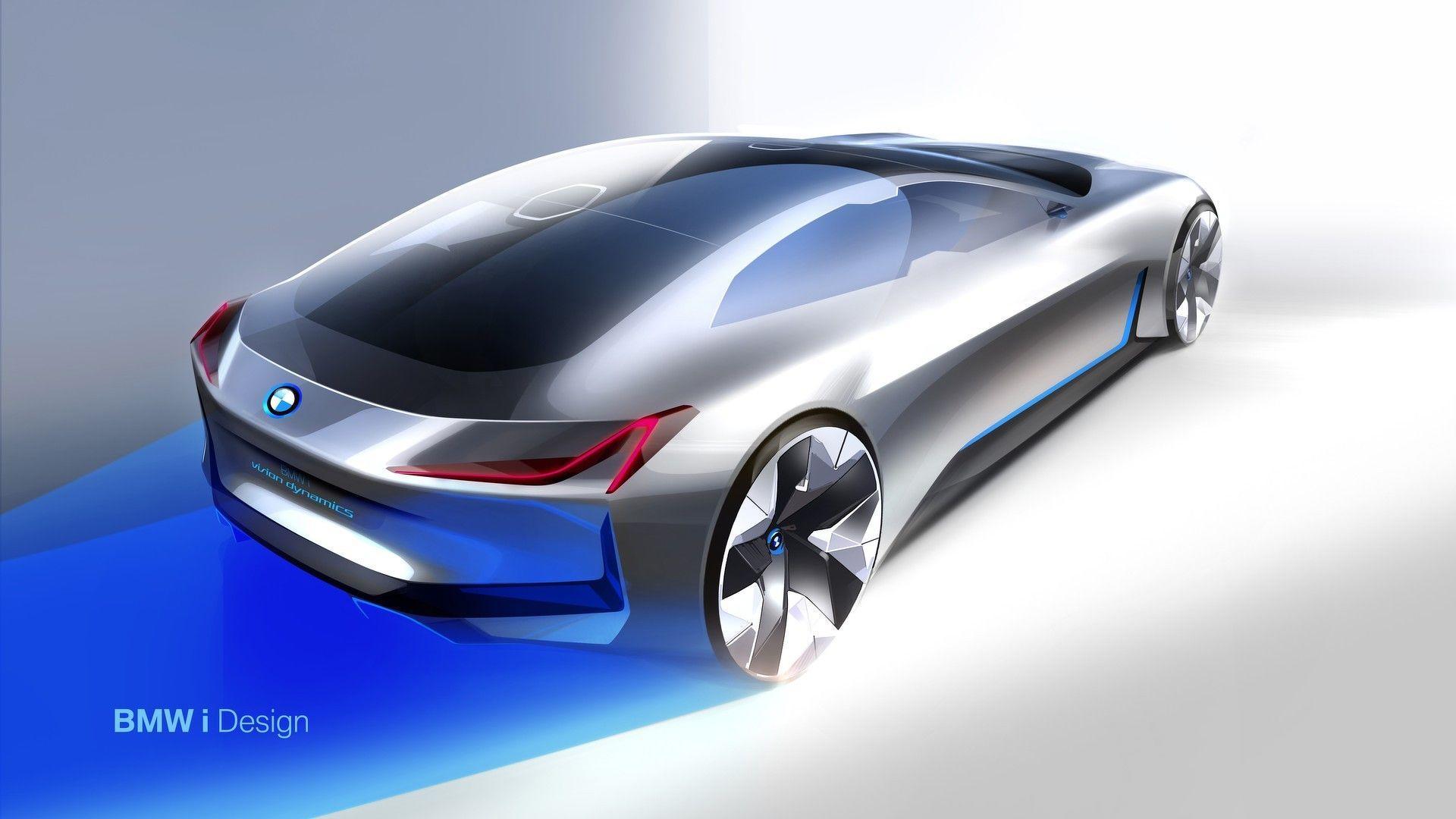 Bmw Won T Compromise Ev Design For The Sake Of Batteries