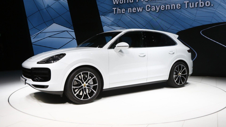 New Cayenne Turbo Is The Porsche 911 Of SUVs