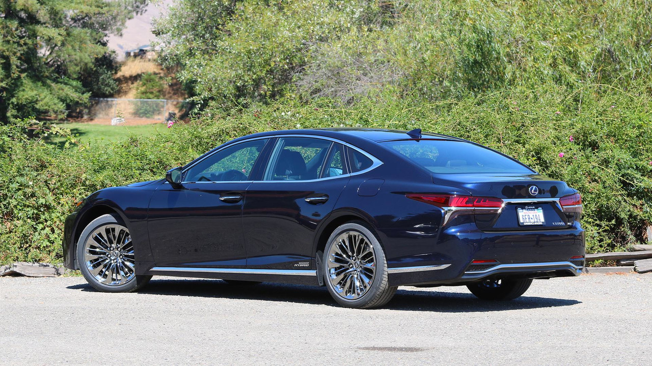 2018 Lexus Ls 500h Review