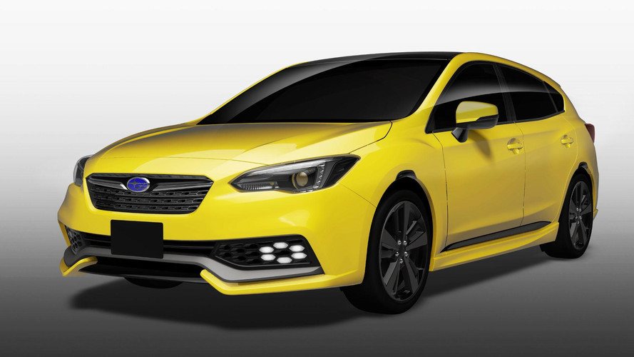 Subaru XV And Impreza Get Rugged, Sporty Makeovers For Tokyo