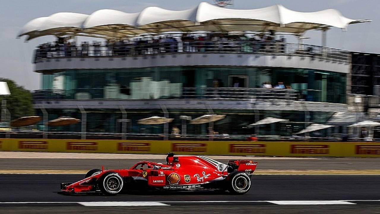 Gran Premio Silverstone F1