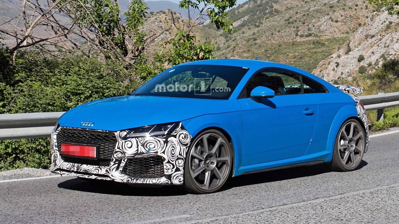 2019 Audi TT RS Facelift