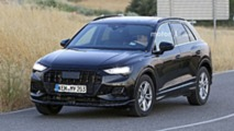 Audi Q3 photos espion 2018