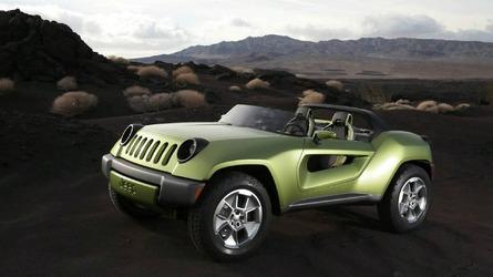 Conceitos esquecidos: Jeep Renegade Concept era apenas um estudo