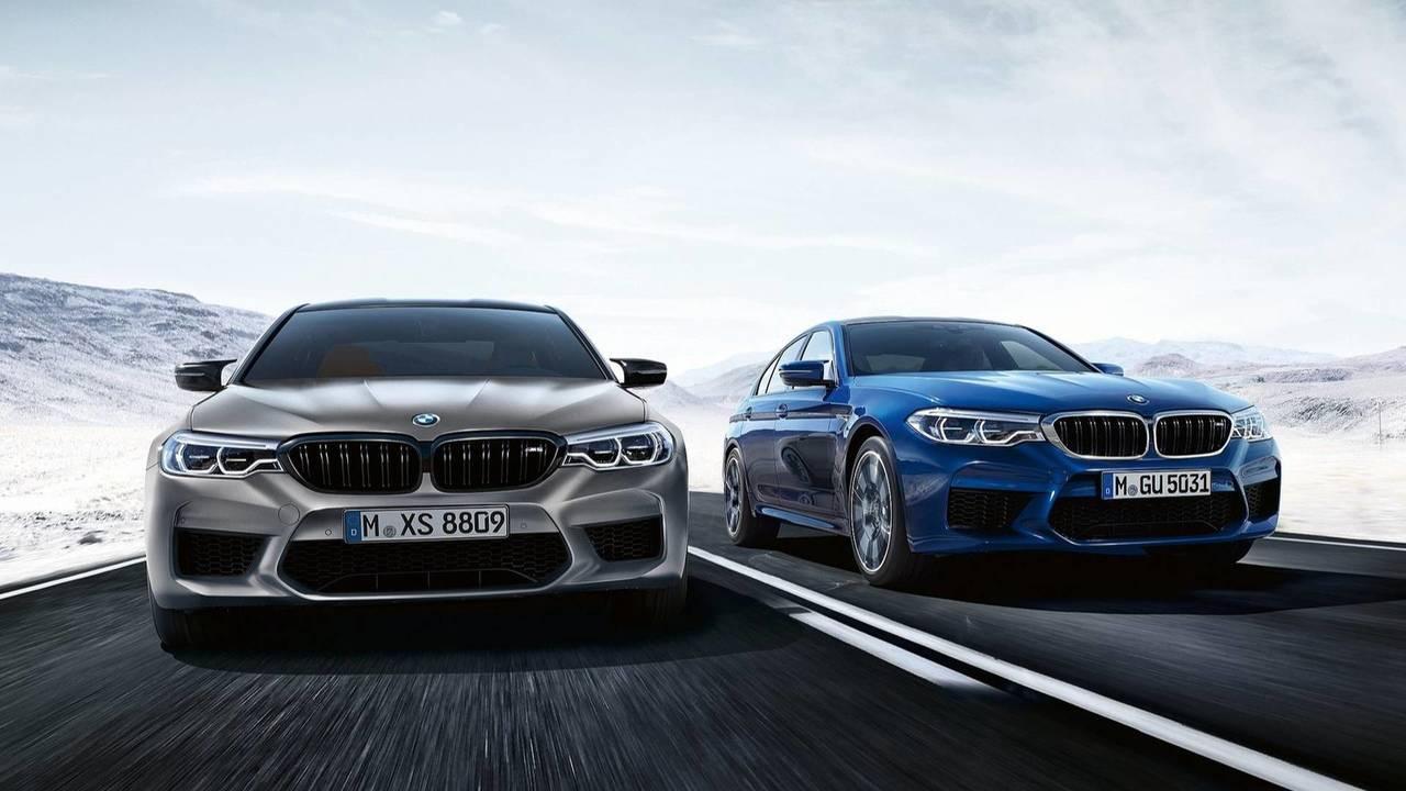 BMW M5 Competiton - 625 ch