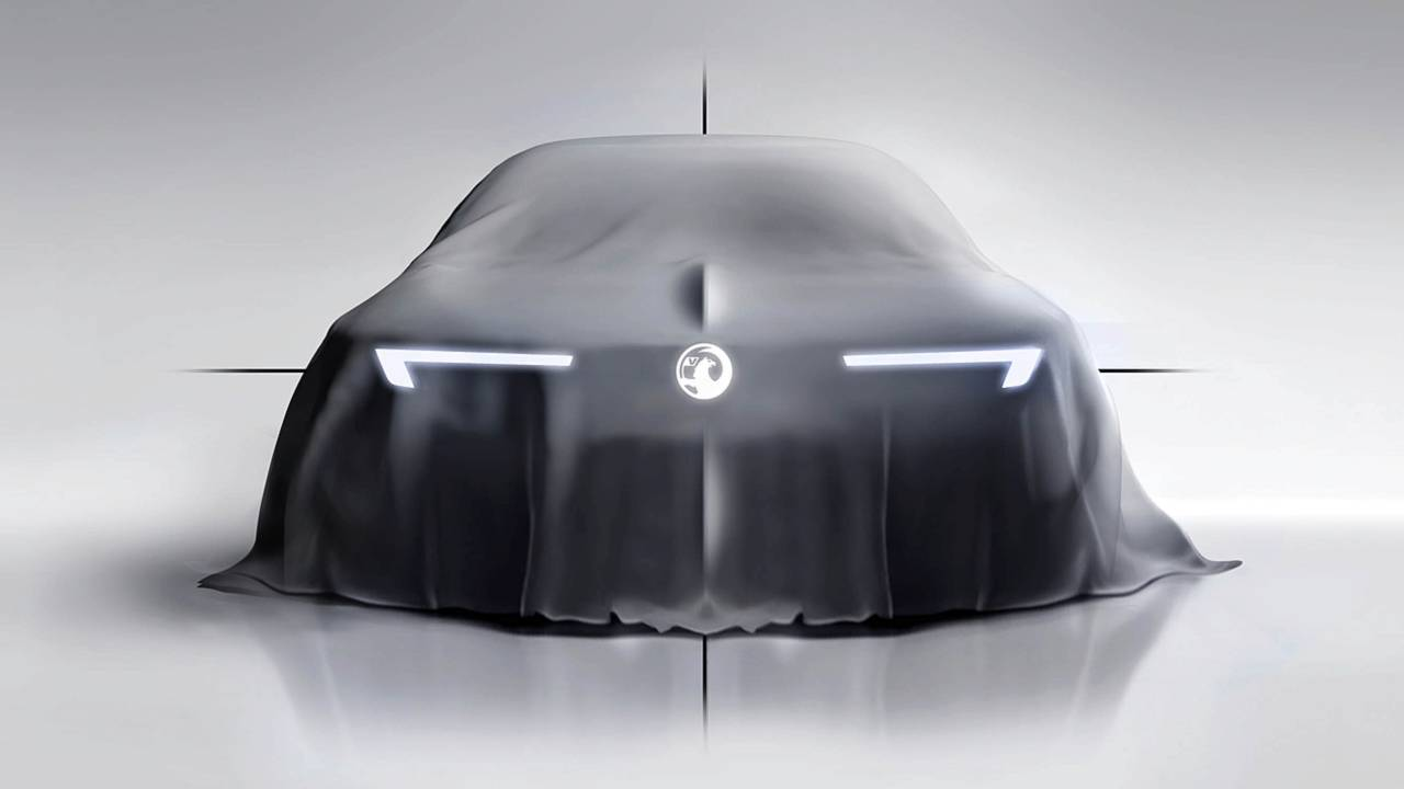 Vauxhall's new design language