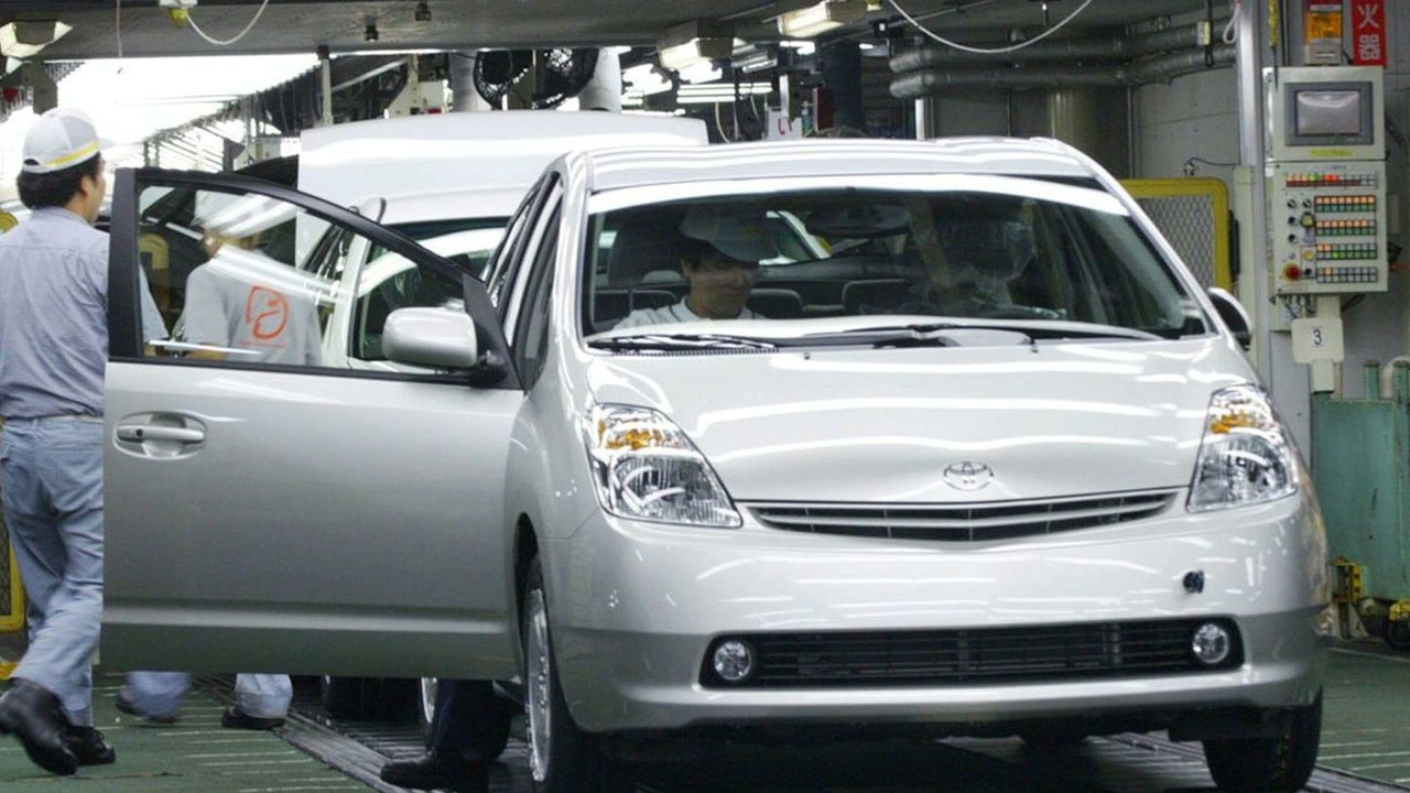 Toyota Prius production