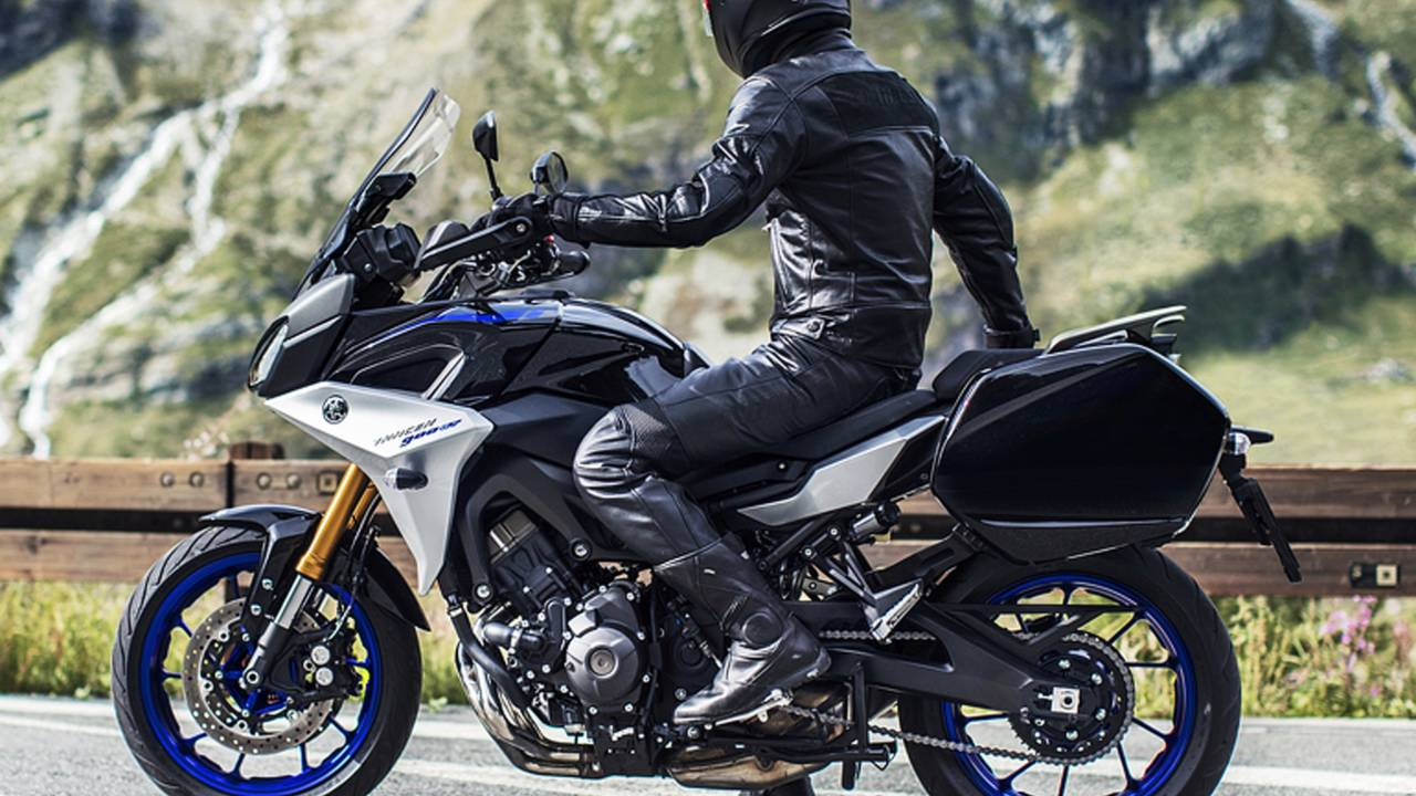 Yamaha Unwraps New Tracer 900 and 900 GT at EICMA 2017