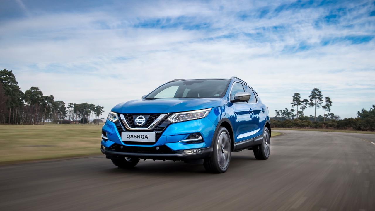 Nissan Qashqai - Irlanda