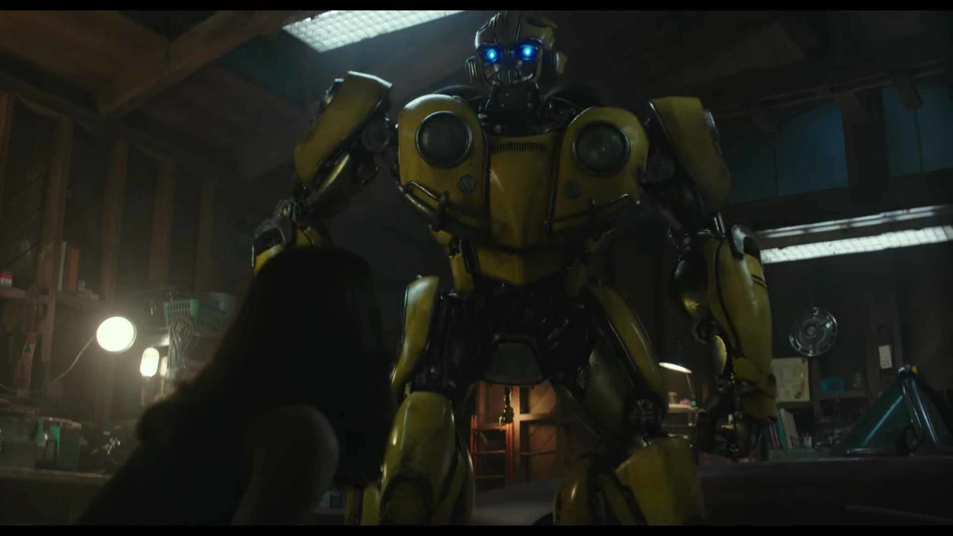 Bumblebee Swaps Chevy Camaro For VW Beetle In Transformers Spinoff