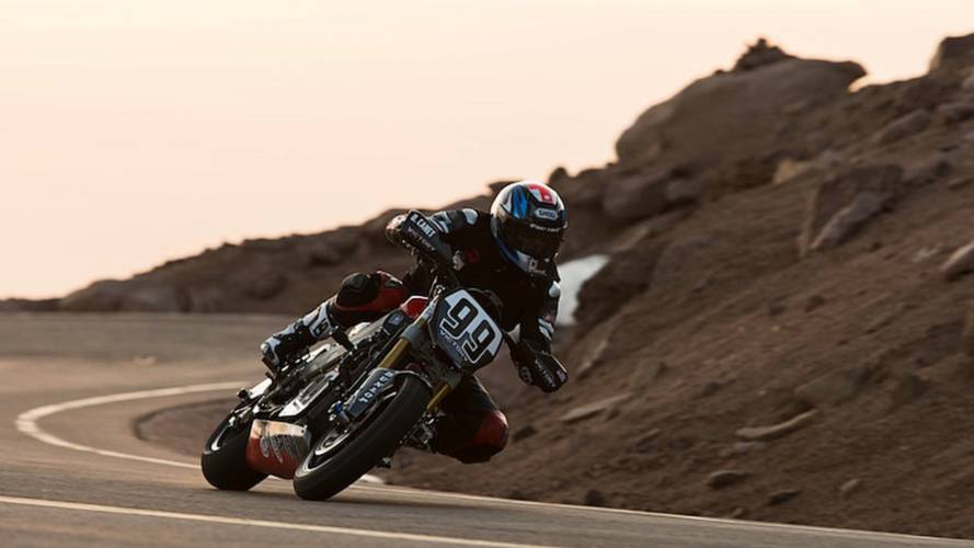 Victory Gas/Electric Pikes Peak Battle Takes Place Sunday