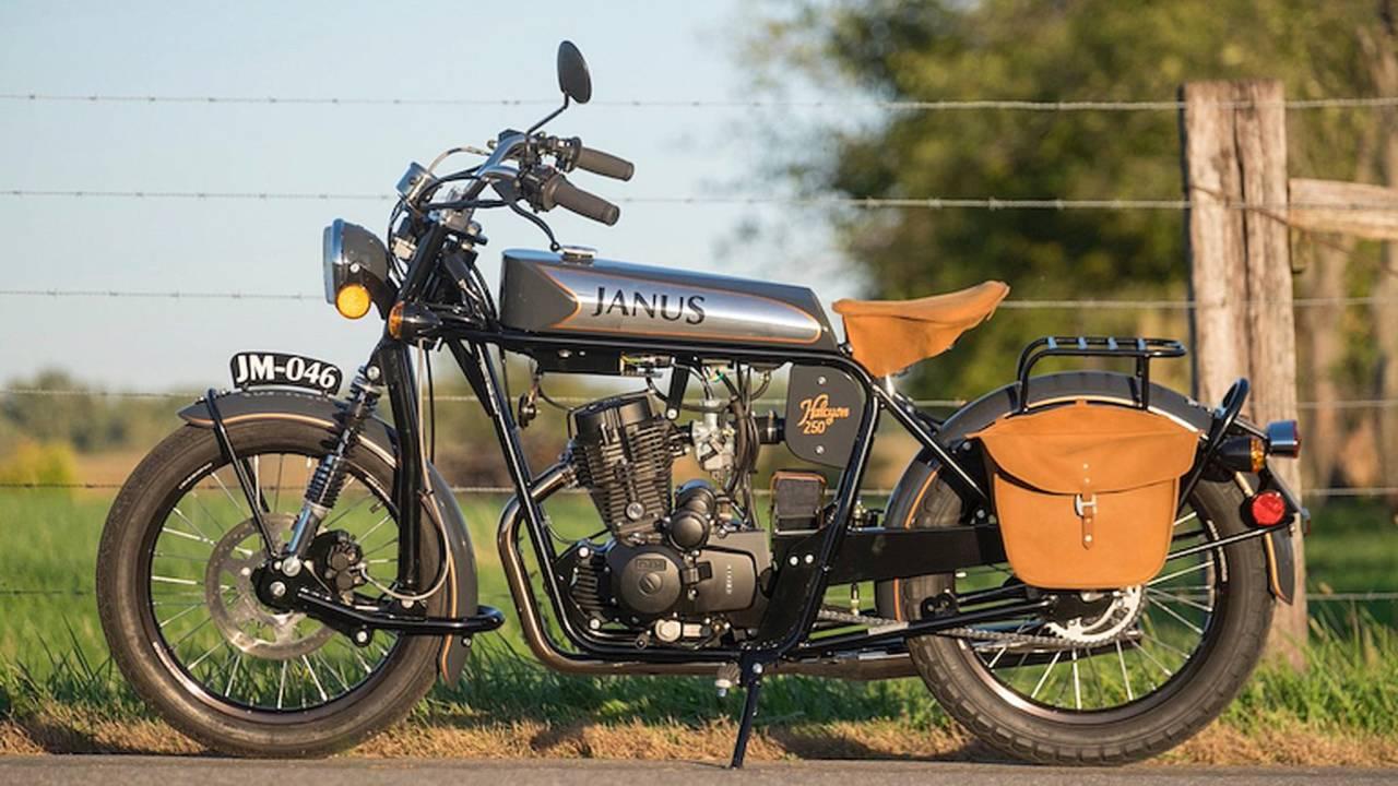 Janus Motorcycles Spotlighted by Google