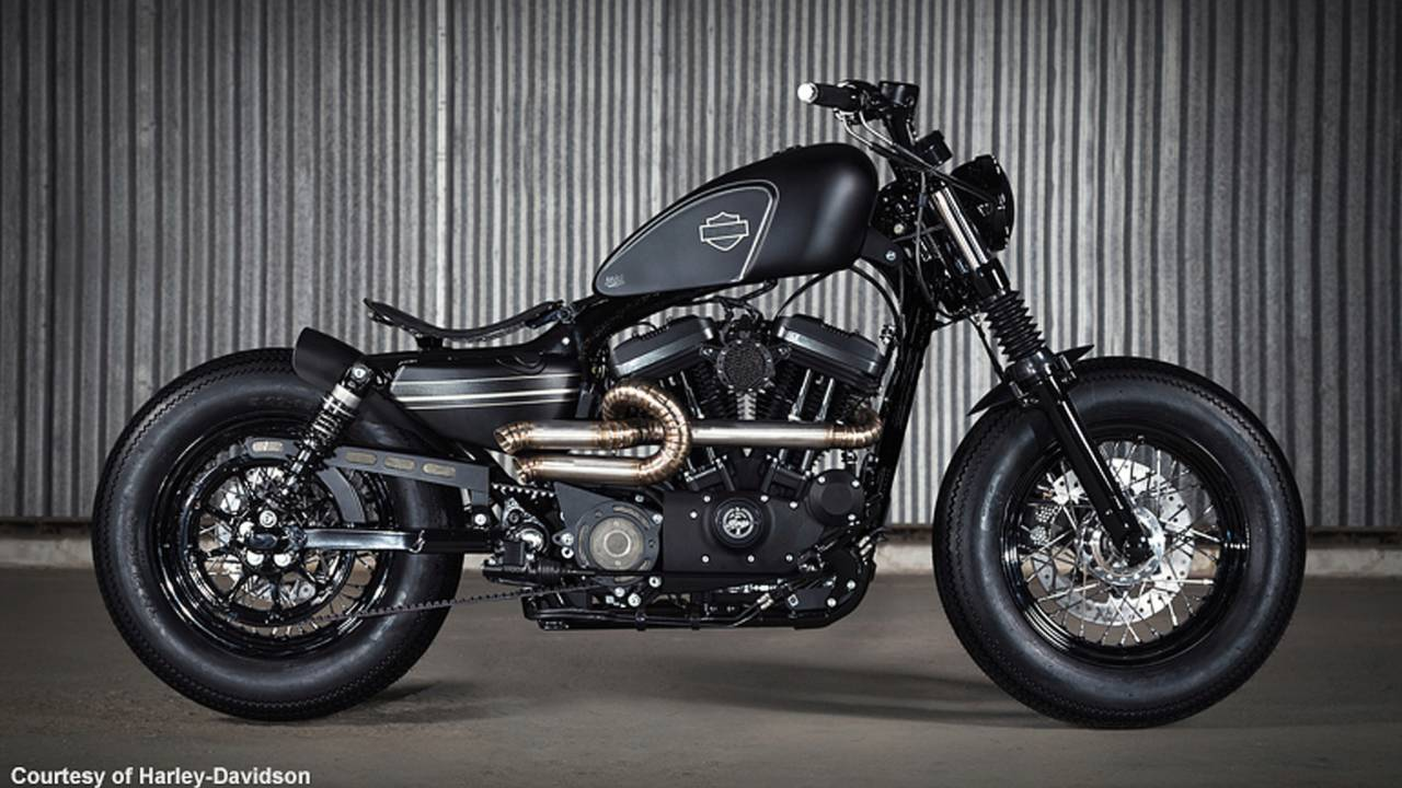 Harley's 'Battle of the Kings' Showcases European Customs