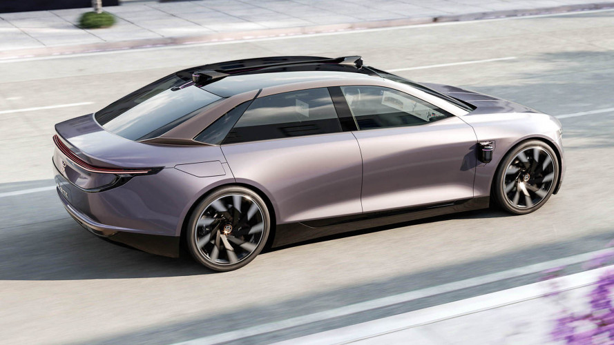 Byton K-Byte, la berlina anti Tesla