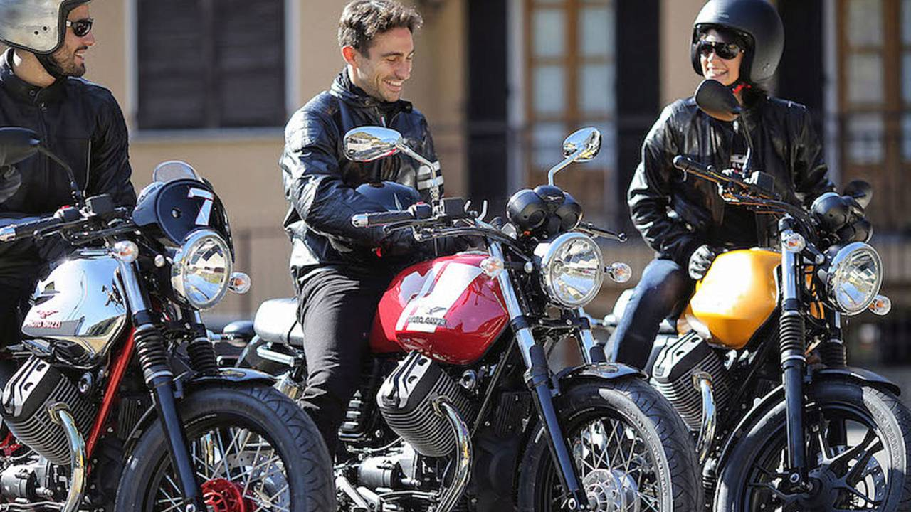 Documents Suggest Moto Guzzi V7III in the Works