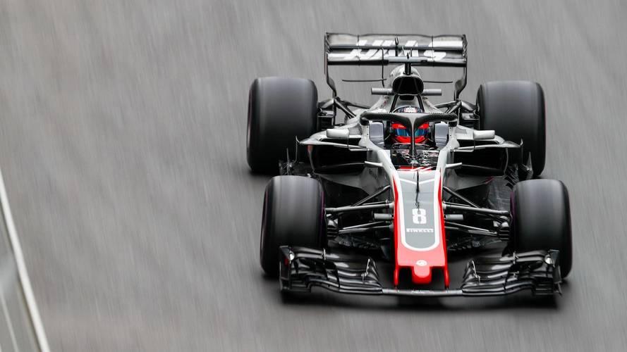 """Crash de Grosjean : """"J'ai accidentellement appuyé sur un bouton"""""""