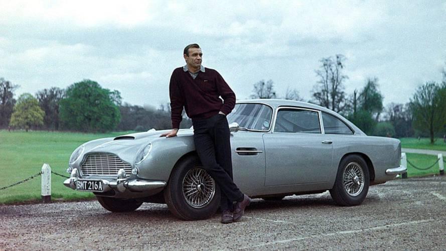 L'Aston Martin DB5 de James Bond va être de nouveau produite !