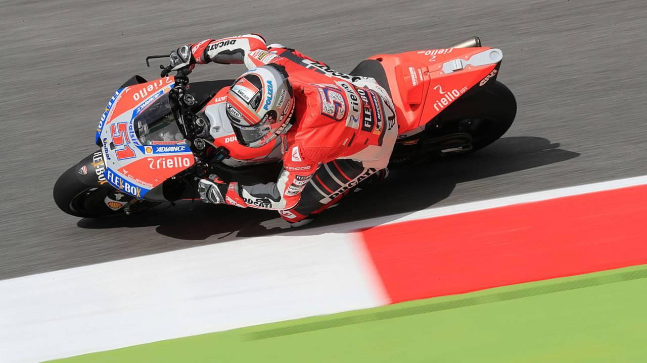 Ducati Test Rider's Huge Crash Prompts Airbag Rule Change