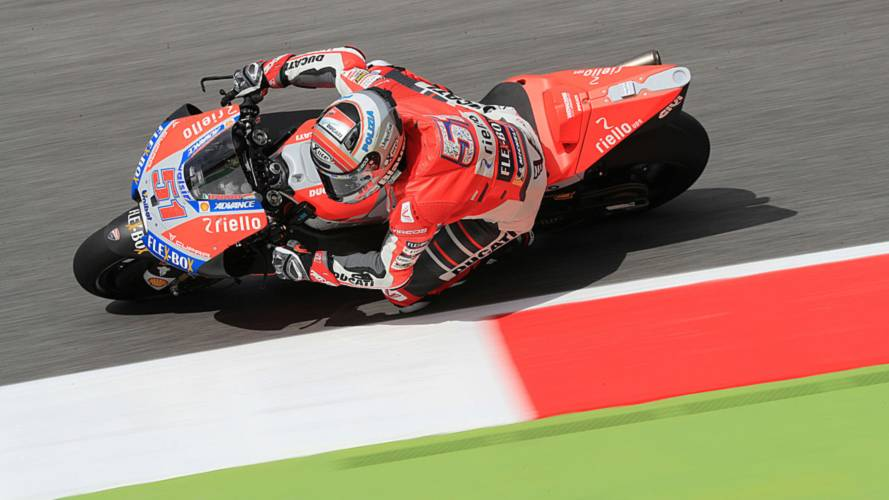 Ducati Test Rider's Huge Crash Prompts Airbag Rule Change