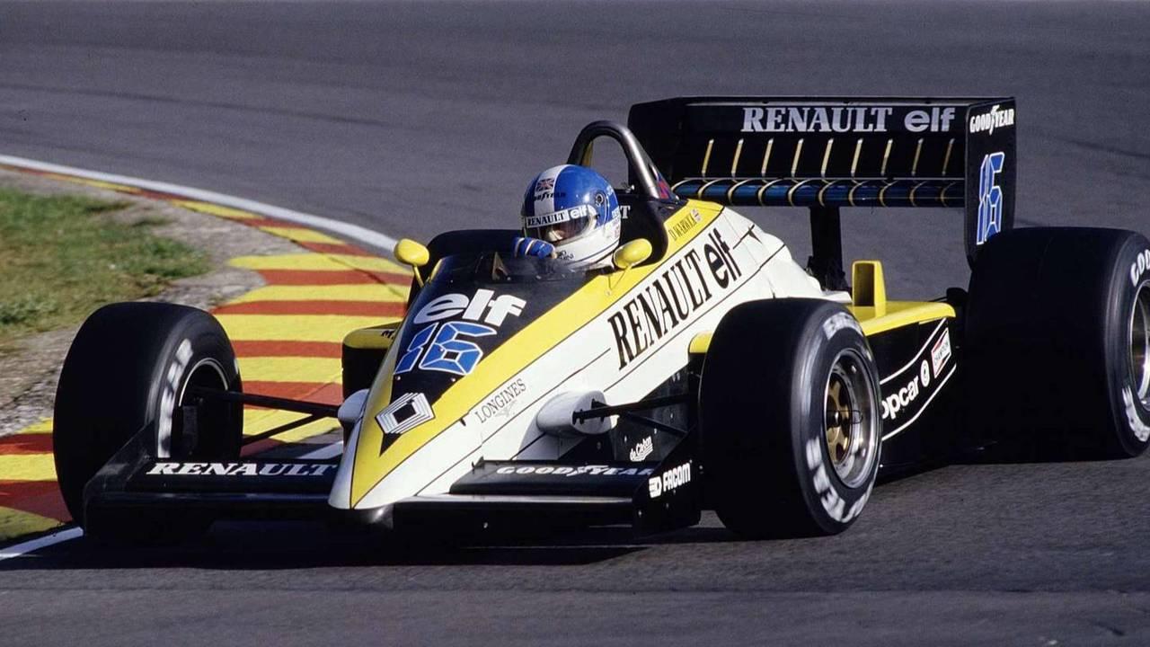 4. Derek Warwick (146 Grandes Premios)