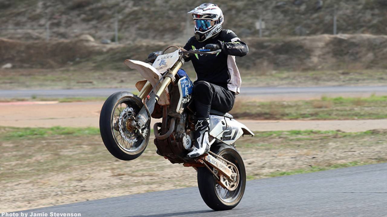 Getting Down and Dirty with SoCal Supermoto School