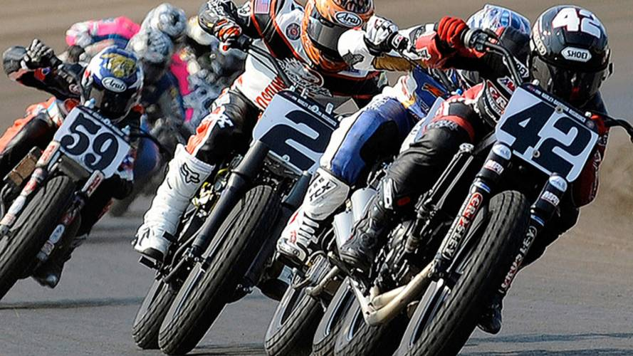 2016 AMA Flat Track Finale Looms