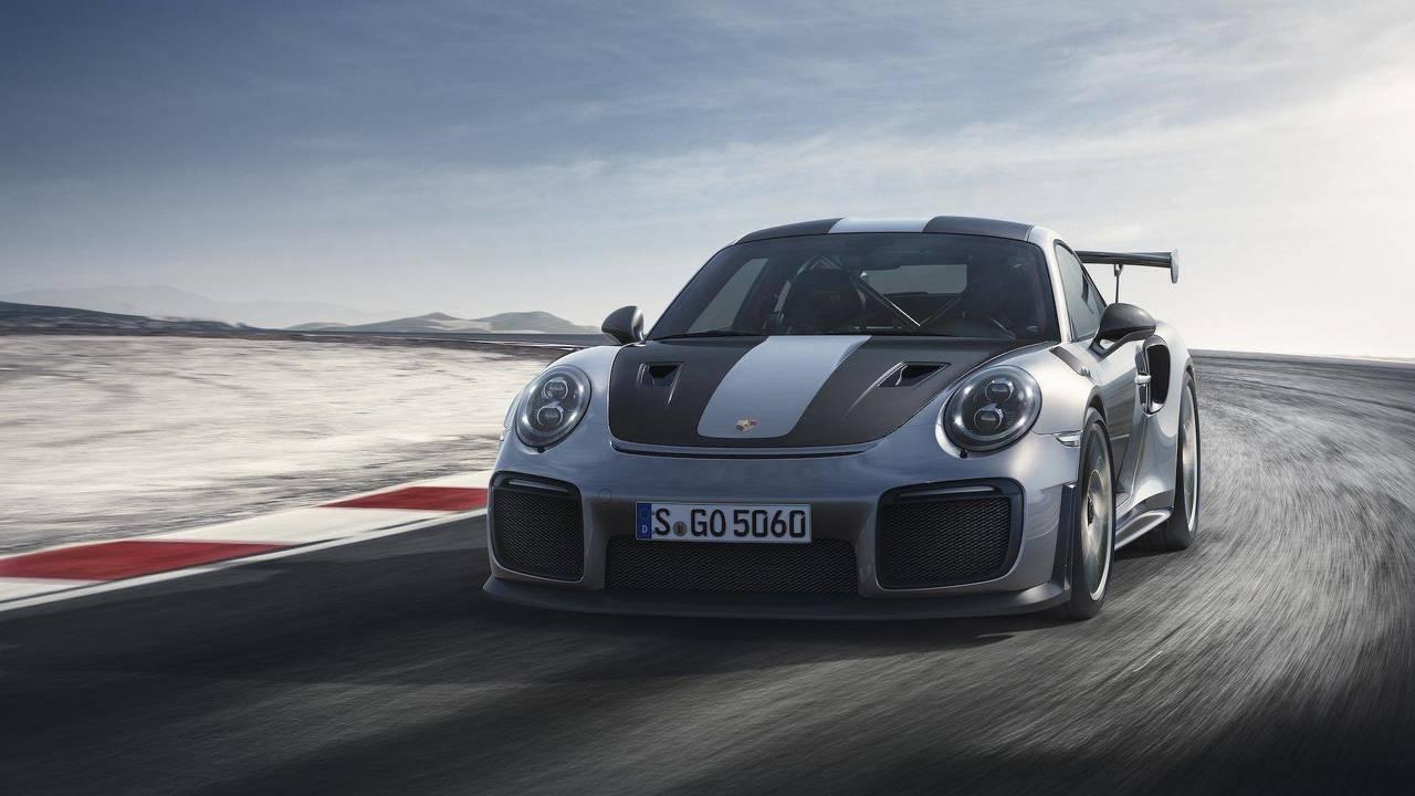 5. Porsche 911 GT2 RS 2018 - 700 CV
