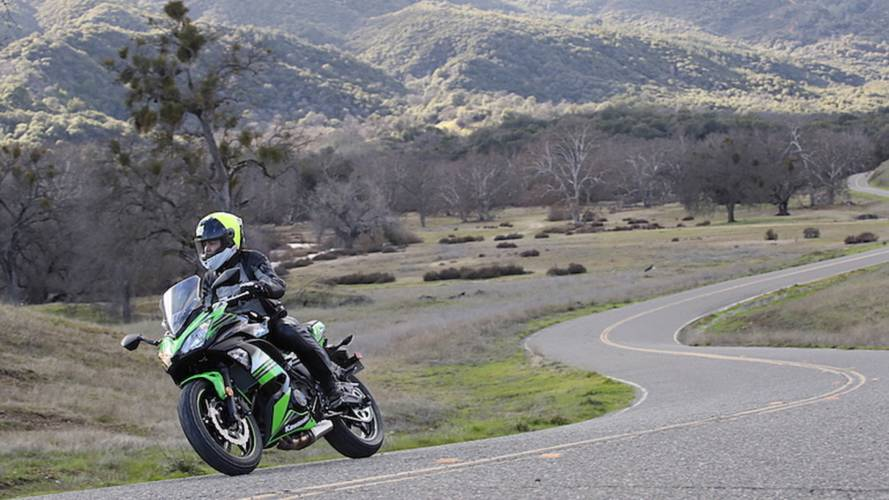 2017 Kawasaki Ninja 650 - First Ride Review
