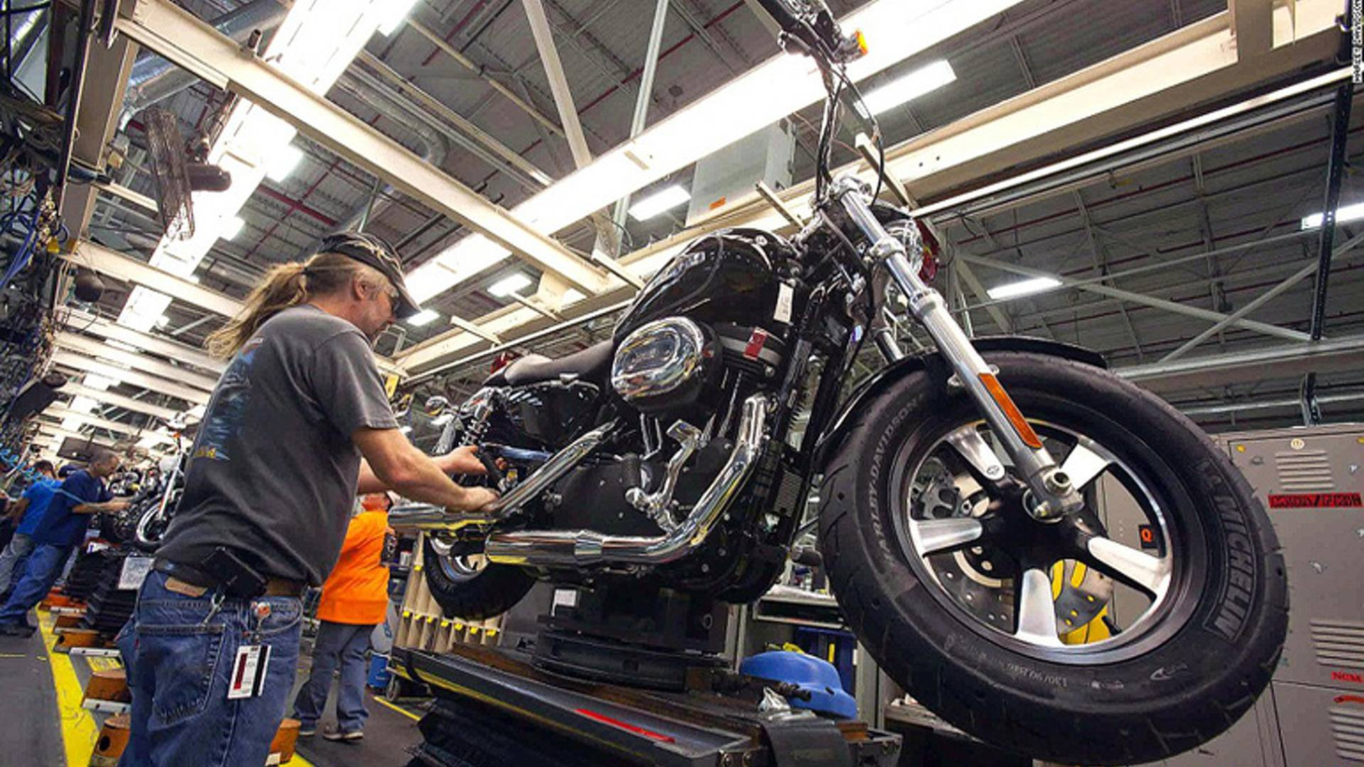 Unions End Long Standing Agreement With Harley Davidson