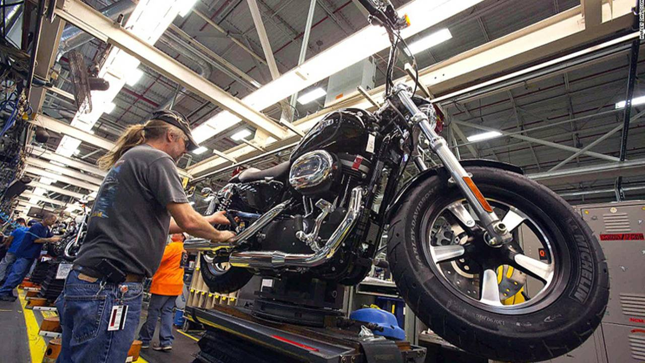 Unions end Long-Standing Agreement with Harley-Davidson