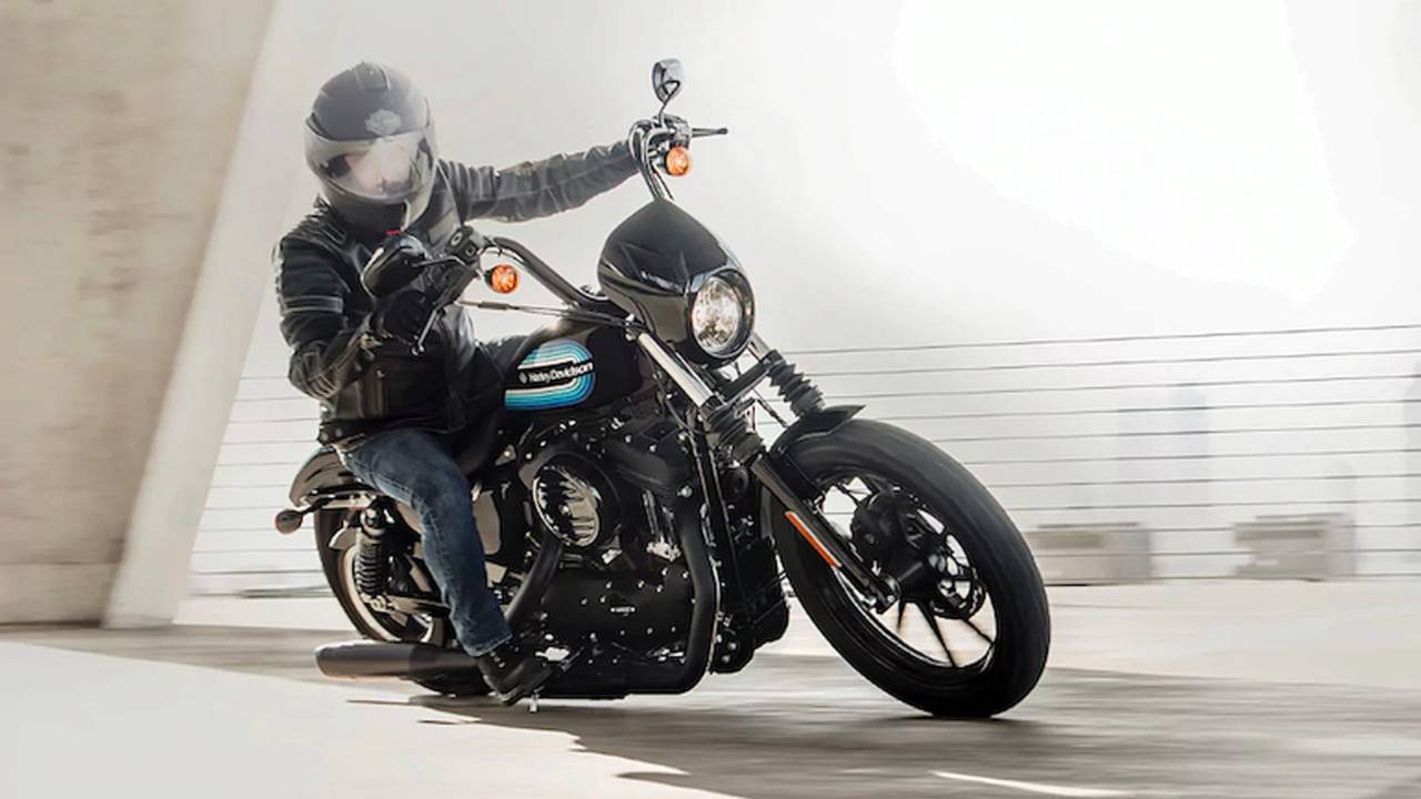 Harley Revenues Rise Though Future Still Looks Rocky