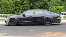 2020 Audi RS7 Sportback spy photo